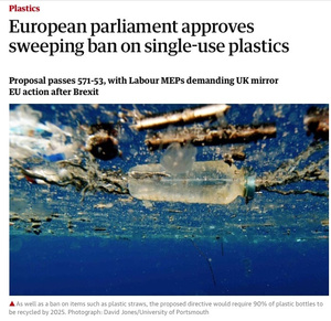 EU Ban Single Use