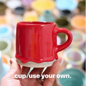 Use Your Own Cup