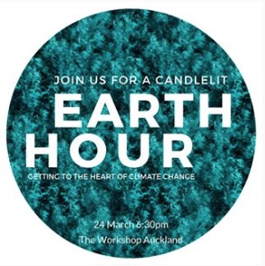 Earth Hour - March 24th